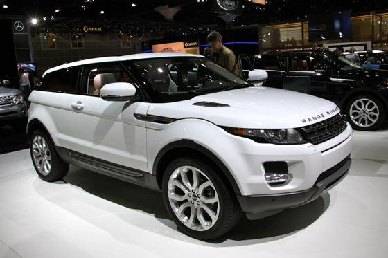 2012 Range Rover Evoque - LA Auto Show - Image Gallery featured image large thumb0