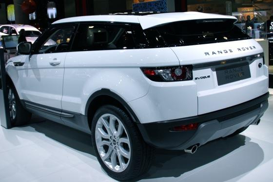 2012 Range Rover Evoque - LA Auto Show - Image Gallery featured image large thumb2