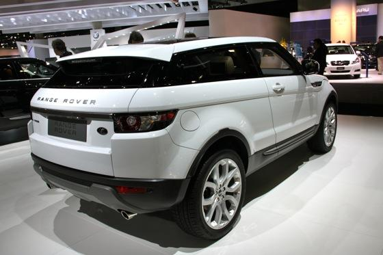 2012 Range Rover Evoque - LA Auto Show - Image Gallery featured image large thumb3