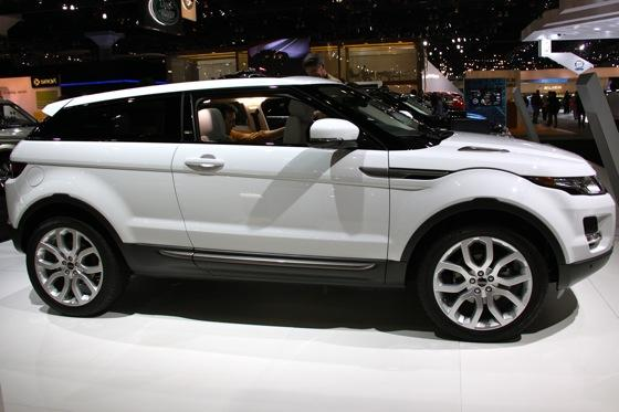 2012 Range Rover Evoque - LA Auto Show - Image Gallery featured image large thumb4