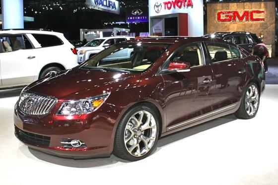 Buick LaCrosse GL Concept - LA Auto Show - Image Gallery featured image large thumb0