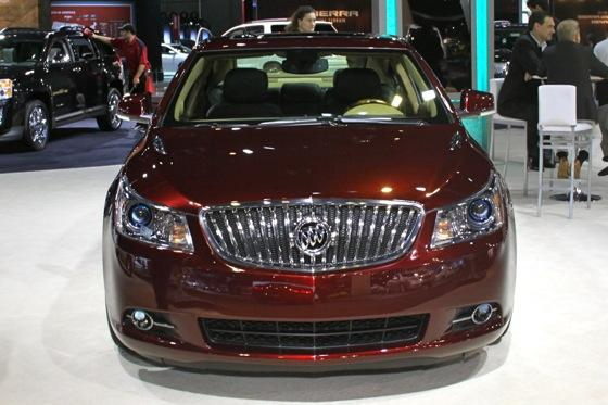 Buick LaCrosse GL Concept - LA Auto Show - Image Gallery featured image large thumb1