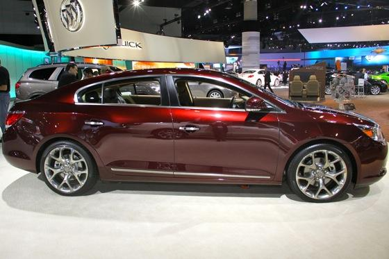 Buick LaCrosse GL Concept - LA Auto Show - Image Gallery featured image large thumb2