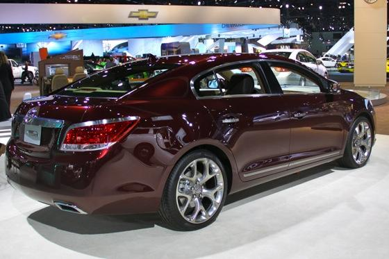 Buick LaCrosse GL Concept - LA Auto Show - Image Gallery featured image large thumb4