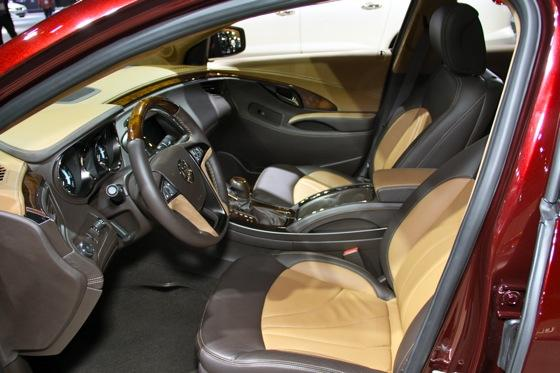 Buick LaCrosse GL Concept - LA Auto Show - Image Gallery featured image large thumb8