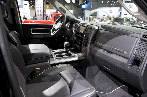 2012 Ram Truck Laramie Limited: Chicago Auto Show featured image large thumb10