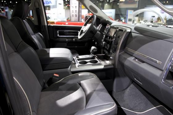 2012 Ram Truck Laramie Limited: Chicago Auto Show featured image large thumb12