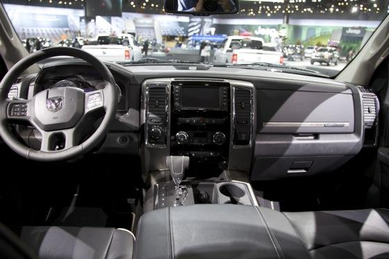 2012 Ram Truck Laramie Limited: Chicago Auto Show featured image large thumb13