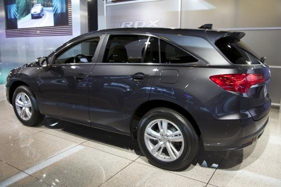 2013 Acura RDX: Chicago Auto Show featured image large thumb4