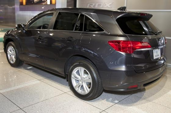2013 Acura RDX: Chicago Auto Show featured image large thumb5