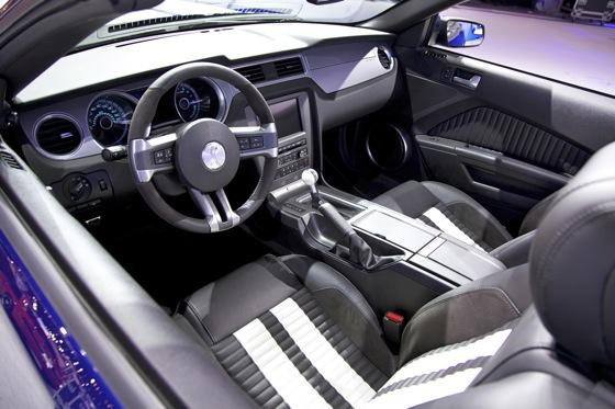2013 Ford Shelby GT500 Convertible: Chicago Auto Show featured image large thumb11