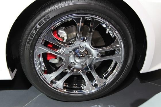 Kia Optima SX Limited: Chicago Auto Show featured image large thumb6