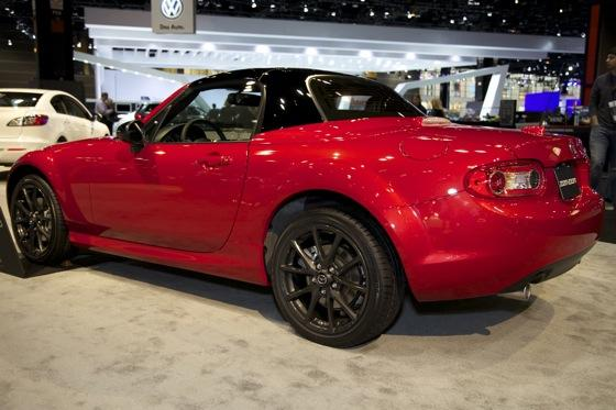 Mazda MX-5 Miata Special Edition: Chicago Auto Show featured image large thumb3