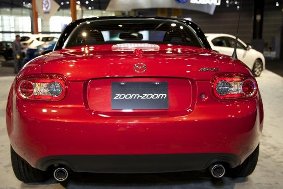 Mazda MX-5 Miata Special Edition: Chicago Auto Show featured image large thumb4