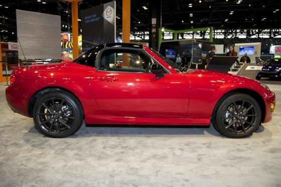 Mazda MX-5 Miata Special Edition: Chicago Auto Show featured image large thumb6