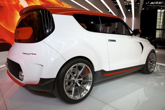 Kia Track'ster Concept: Chicago Auto Show featured image large thumb2