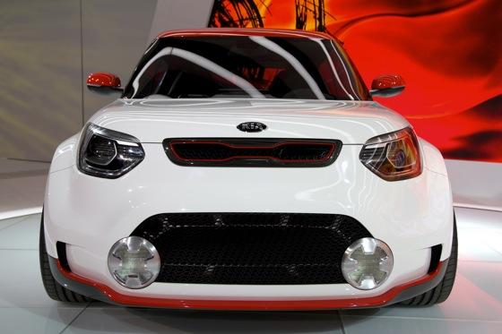 Kia Track'ster Concept: Chicago Auto Show featured image large thumb3