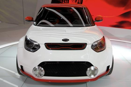 Kia Track'ster Concept: Chicago Auto Show featured image large thumb4