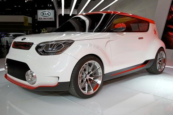 Kia Track'ster Concept: Chicago Auto Show featured image large thumb5