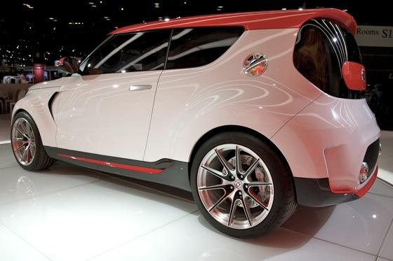 Kia Track'ster Concept: Chicago Auto Show featured image large thumb7