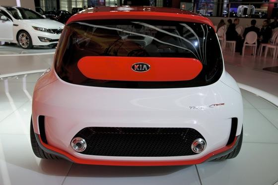 Kia Track'ster Concept: Chicago Auto Show featured image large thumb8