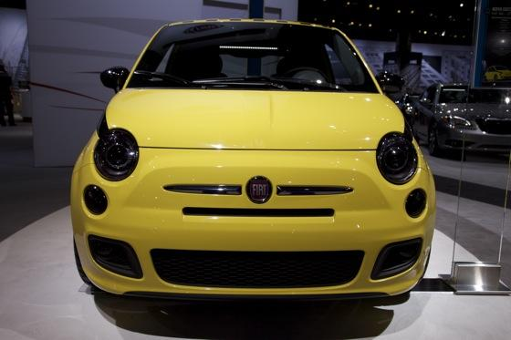 FIAT 500 Stinger: Chicago Auto Show featured image large thumb1
