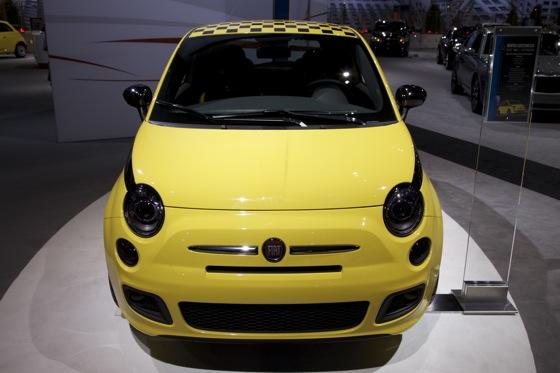 FIAT 500 Stinger: Chicago Auto Show featured image large thumb2