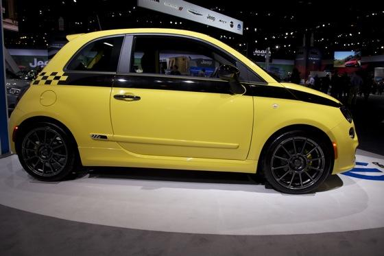 FIAT 500 Stinger: Chicago Auto Show featured image large thumb3