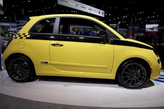 FIAT 500 Stinger: Chicago Auto Show featured image large thumb4