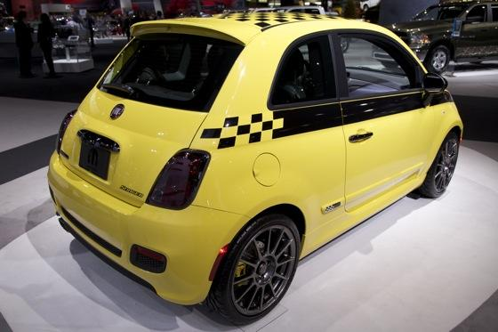 FIAT 500 Stinger: Chicago Auto Show featured image large thumb5