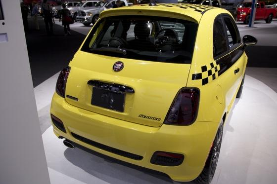 FIAT 500 Stinger: Chicago Auto Show featured image large thumb6