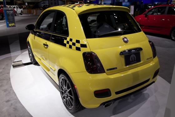 FIAT 500 Stinger: Chicago Auto Show featured image large thumb7
