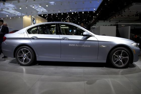 2012 BMW ActiveHybrid 5: Detroit Auto Show featured image large thumb2