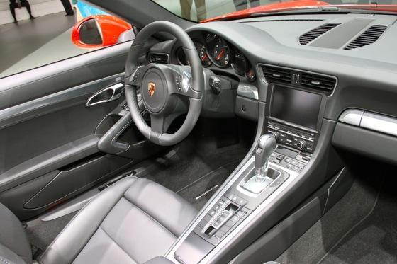 2012 Porsche 911 Cabriolet: Detroit Auto Show featured image large thumb6