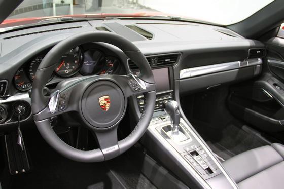 2012 Porsche 911 Cabriolet: Detroit Auto Show featured image large thumb7