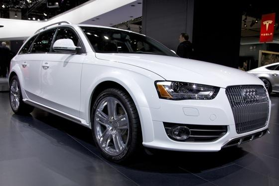 2013 Audi A4: Detroit Auto Show featured image large thumb1