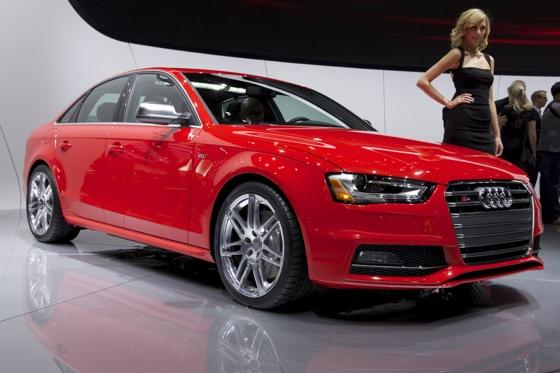2013 Audi A4, S4, and Allroad Quattro: Detroit Auto Show featured image large thumb8