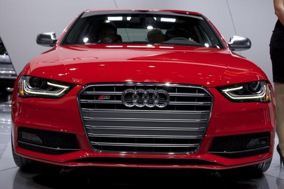2013 Audi A4, S4, and Allroad Quattro: Detroit Auto Show featured image large thumb9