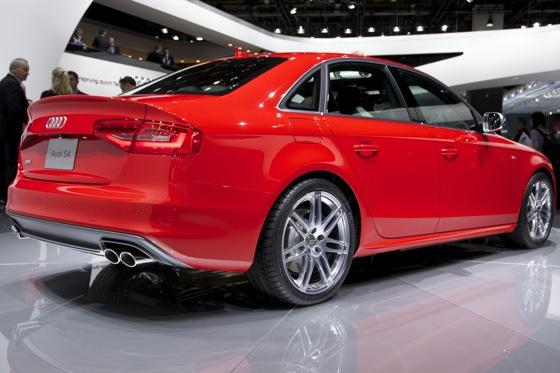 2013 Audi A4, S4, and Allroad Quattro: Detroit Auto Show featured image large thumb10