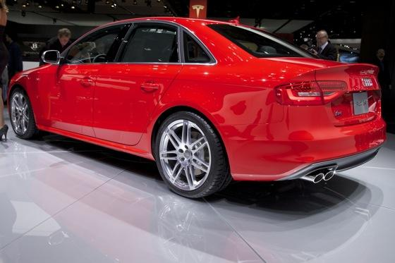 2013 Audi A4, S4, and Allroad Quattro: Detroit Auto Show featured image large thumb12