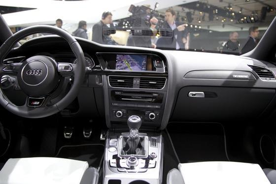 2013 Audi A4, S4, and Allroad Quattro: Detroit Auto Show featured image large thumb14