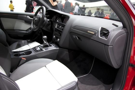 2013 Audi A4, S4, and Allroad Quattro: Detroit Auto Show featured image large thumb15