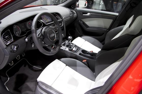 2013 Audi A4, S4, and Allroad Quattro: Detroit Auto Show featured image large thumb16