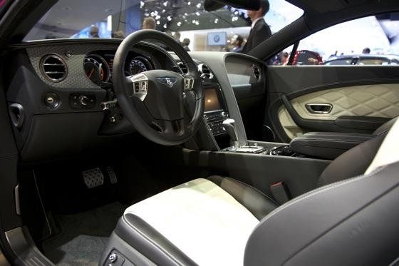 2013 Bentley Continental GT V8: Detroit Auto Show featured image large thumb5