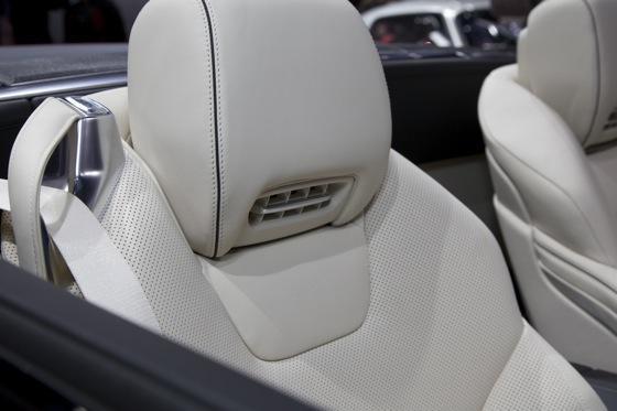 2013 Mercedes SL-Class: Detroit Auto Show featured image large thumb7