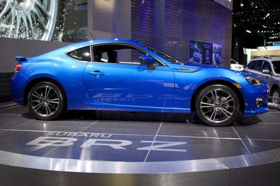 2013 Subaru BRZ: Detroit Auto Show featured image large thumb1