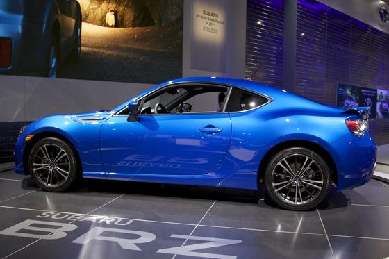2013 Subaru BRZ: Detroit Auto Show featured image large thumb5