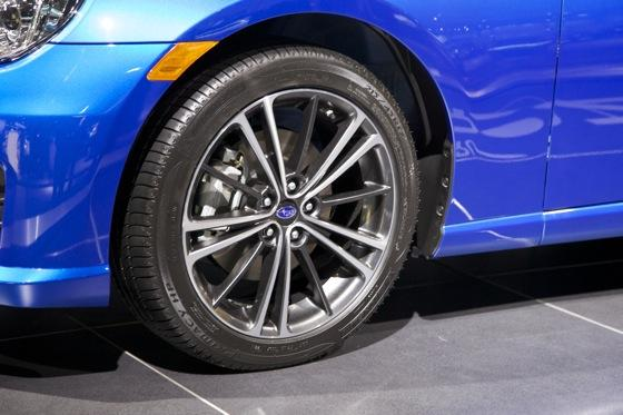 2013 Subaru BRZ: Detroit Auto Show featured image large thumb7