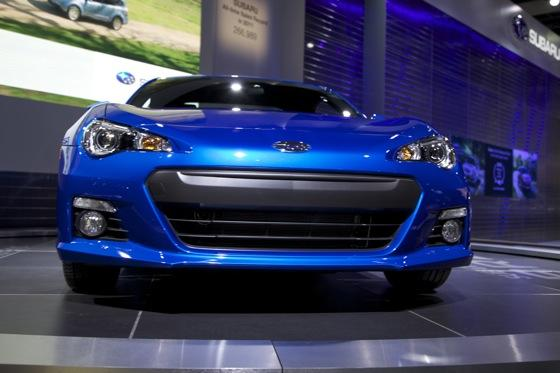 2013 Subaru BRZ: Detroit Auto Show featured image large thumb8
