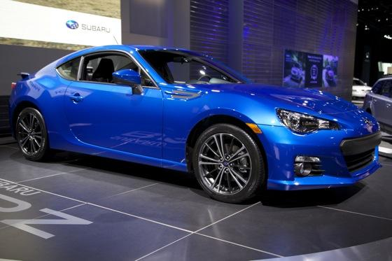 2013 Subaru BRZ: Detroit Auto Show featured image large thumb9